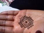 hand of henna
